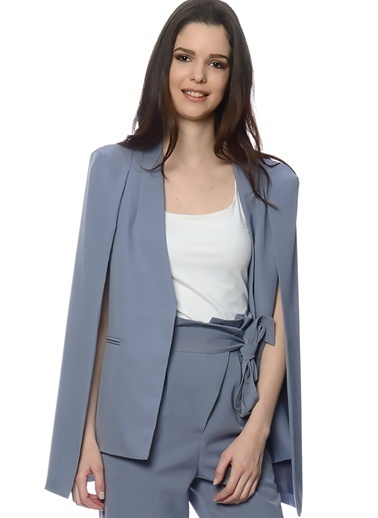 Lavısh Alıce Bluz Mavi